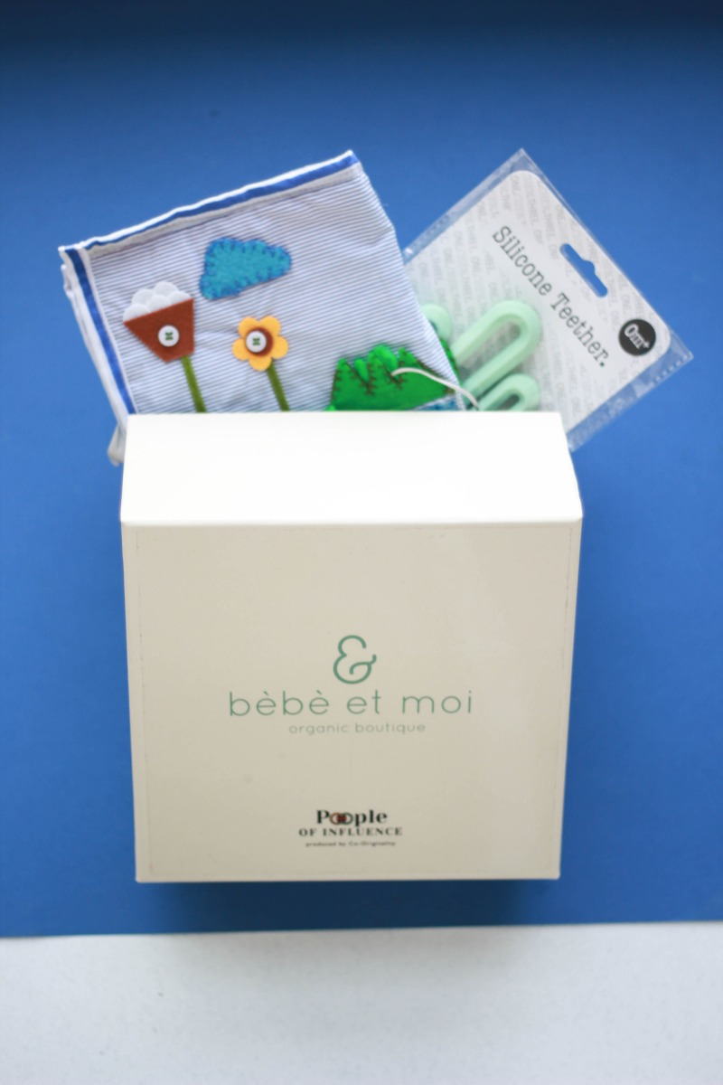 The Baby Boutiqe Box