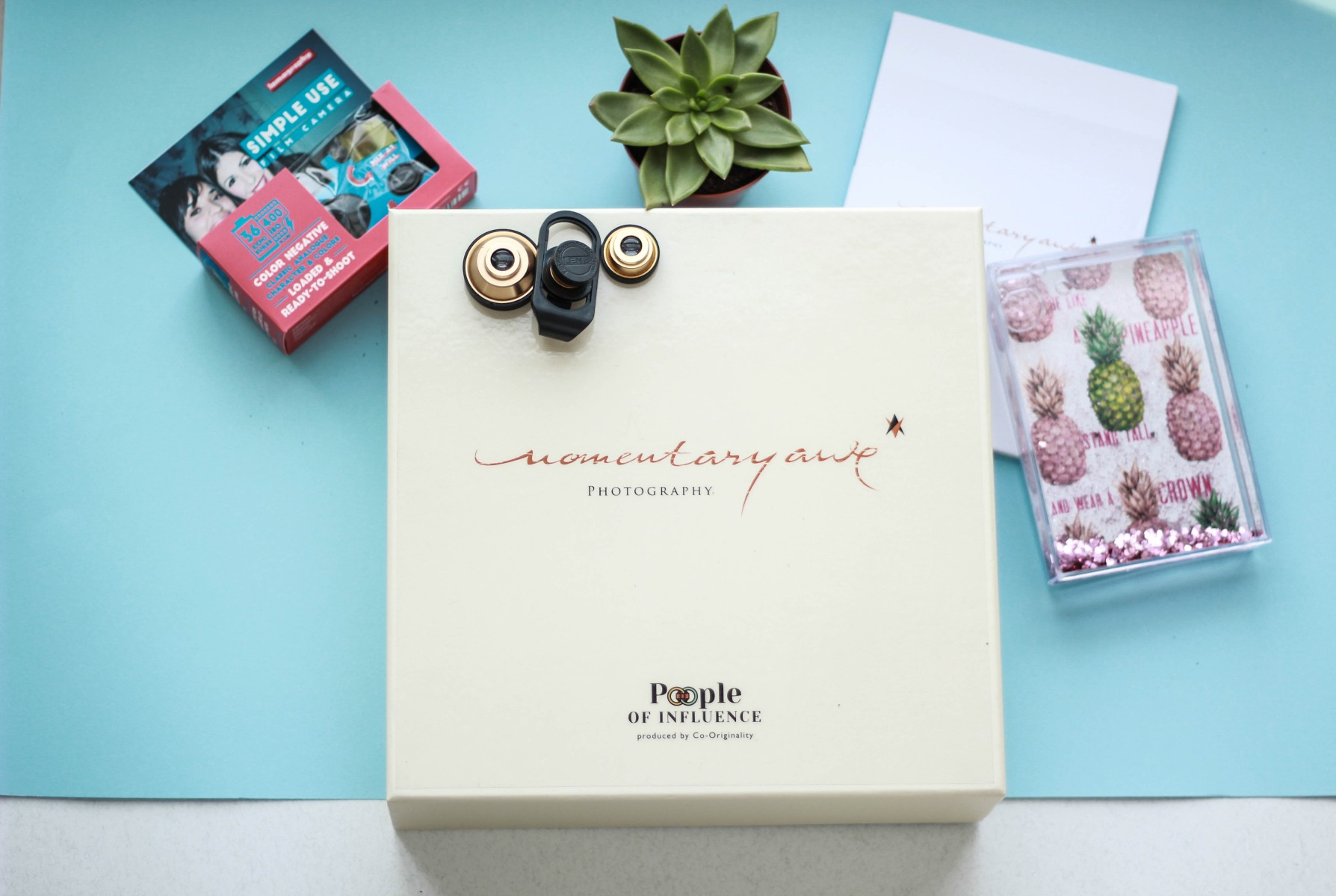 The Capture Your Moment Box