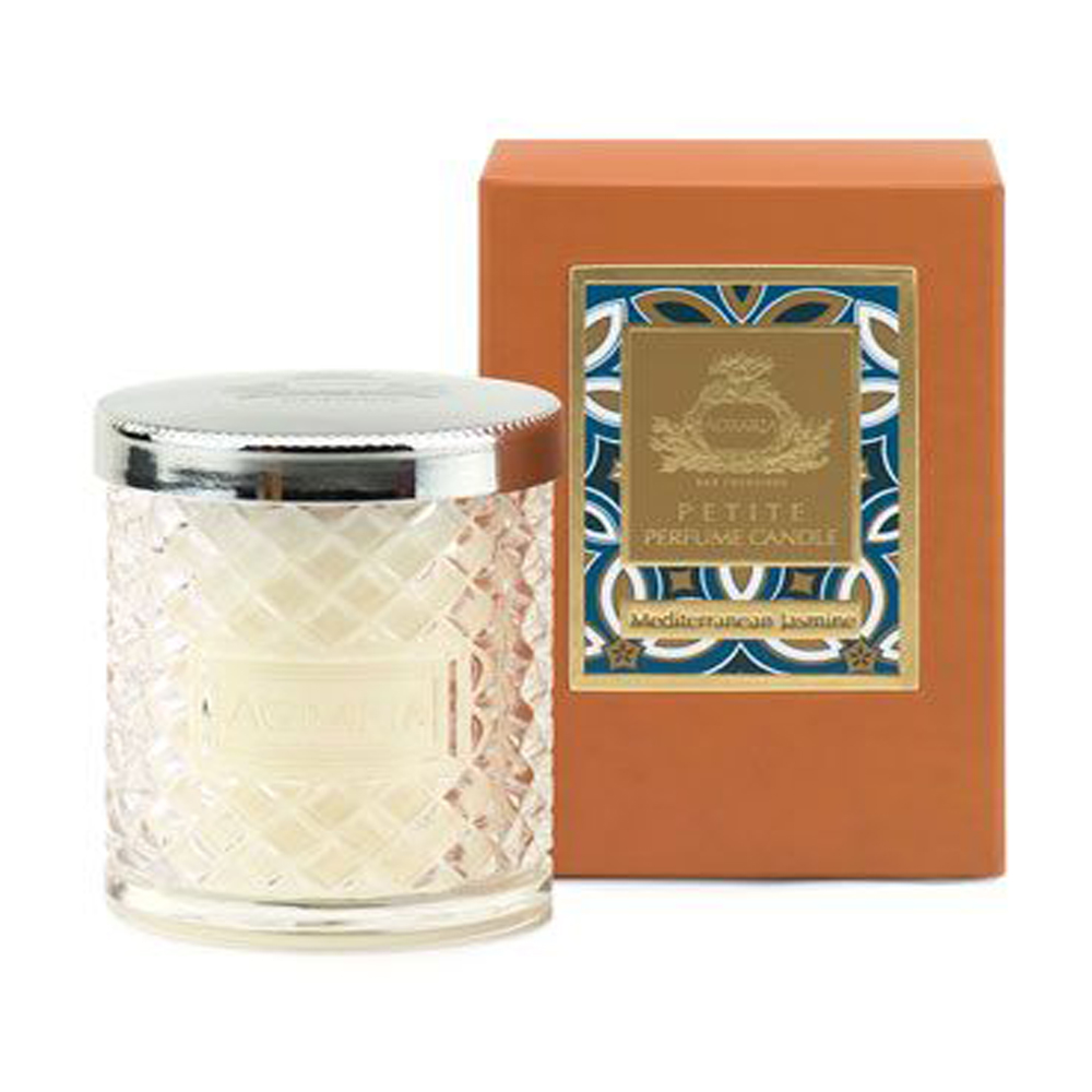 Agraria Woven Crystal Candle Jasmine