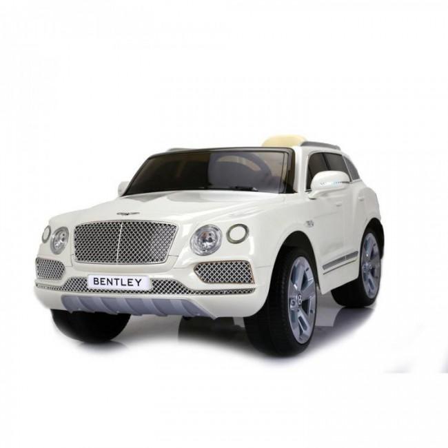 12V Bentely Kids Ride On Car - White
