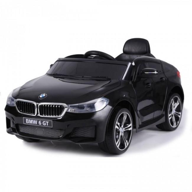 12V BMW 6GT Electric Rideon Car - Black