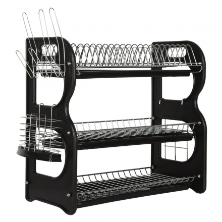 Venus Dish Rack with 3 Tiers