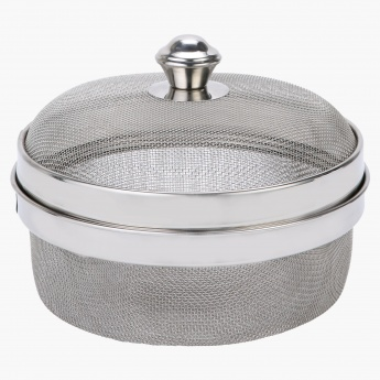 Stellac Round Basket with Cover