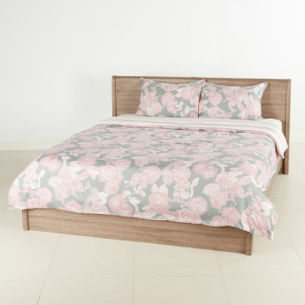 Bedding Set - Duvet Cover S/3 and Fitted Sheet