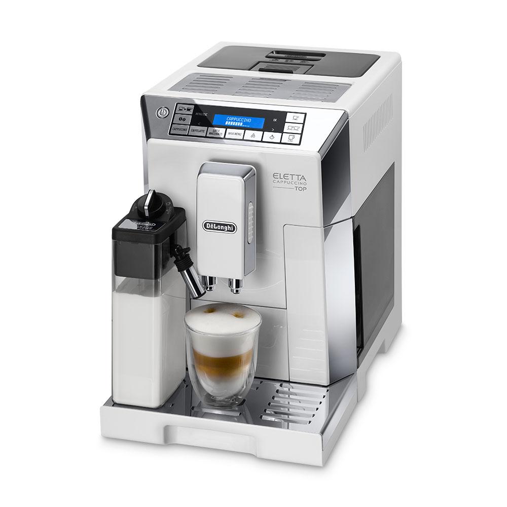 De Longhi Fully Automatic Coffee Machine Esam45.760.W