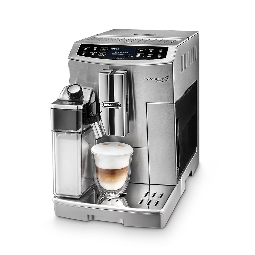 Fully Automatic Coffee Machine PrimaDonna S Evo ECAM510.55