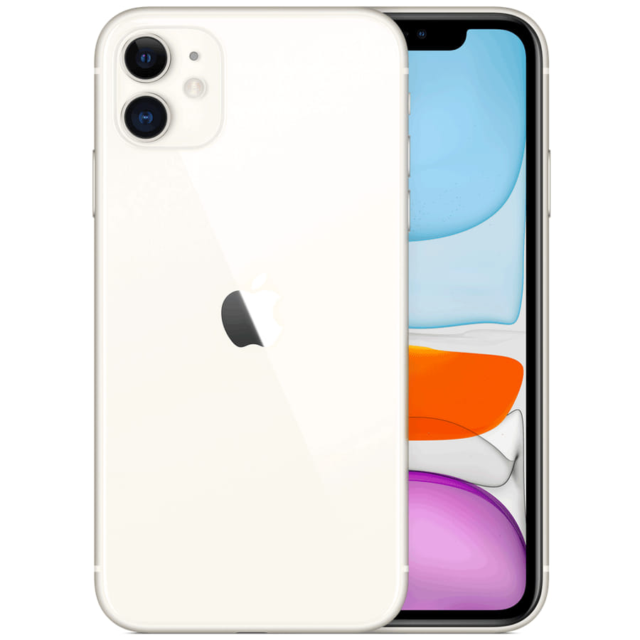 iPhone 11 64GB,White