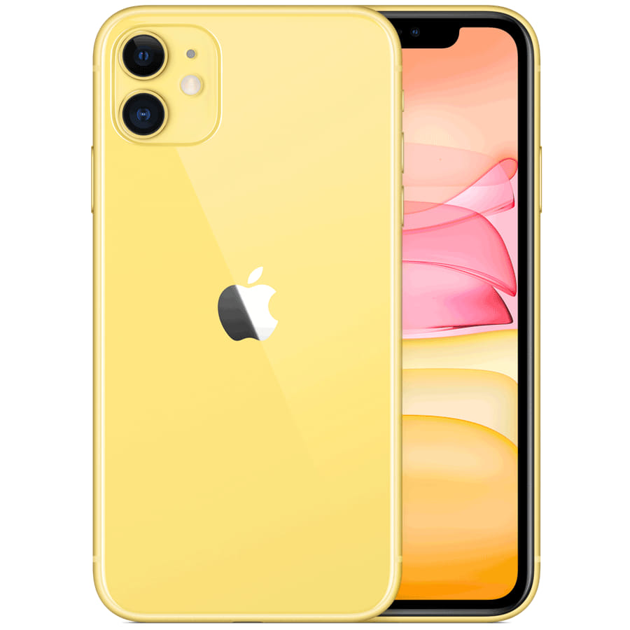 iPhone 11 64GB,Yellow