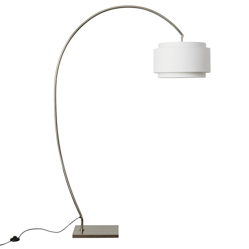 Evie Curve Floor Lamp