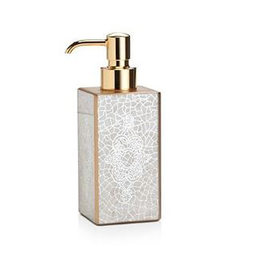 Miraflores Ivory Pump Lotion Dispenser