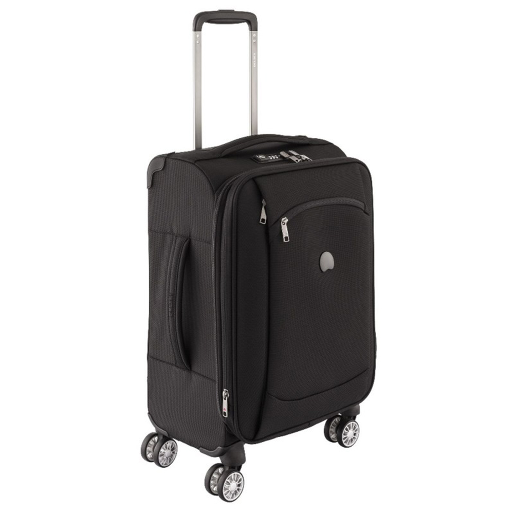 Montmartre Air 55cm 4 wheel Cab Trolley - Black
