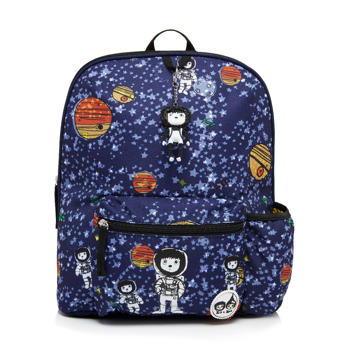 Zip and Zoe Midi Kid's Backpack (3-7Y) Spaceman