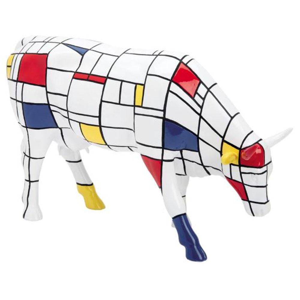 Cow Parade Moondrian