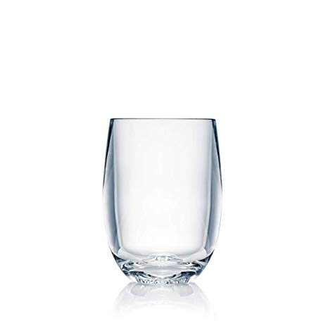 Osteria Bordeaux Stemless Glasses