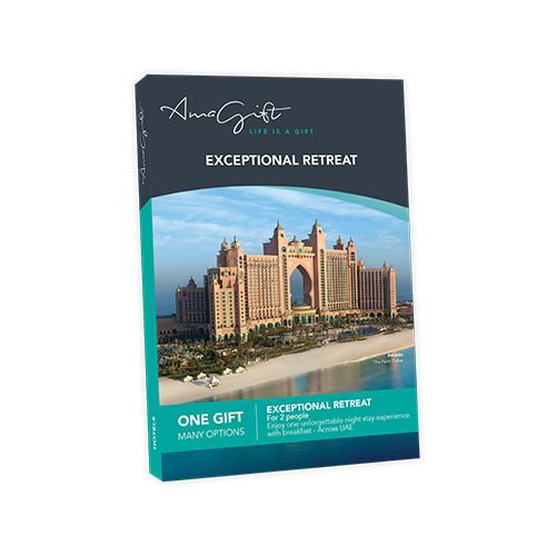 Amagift Exceptional Retreat