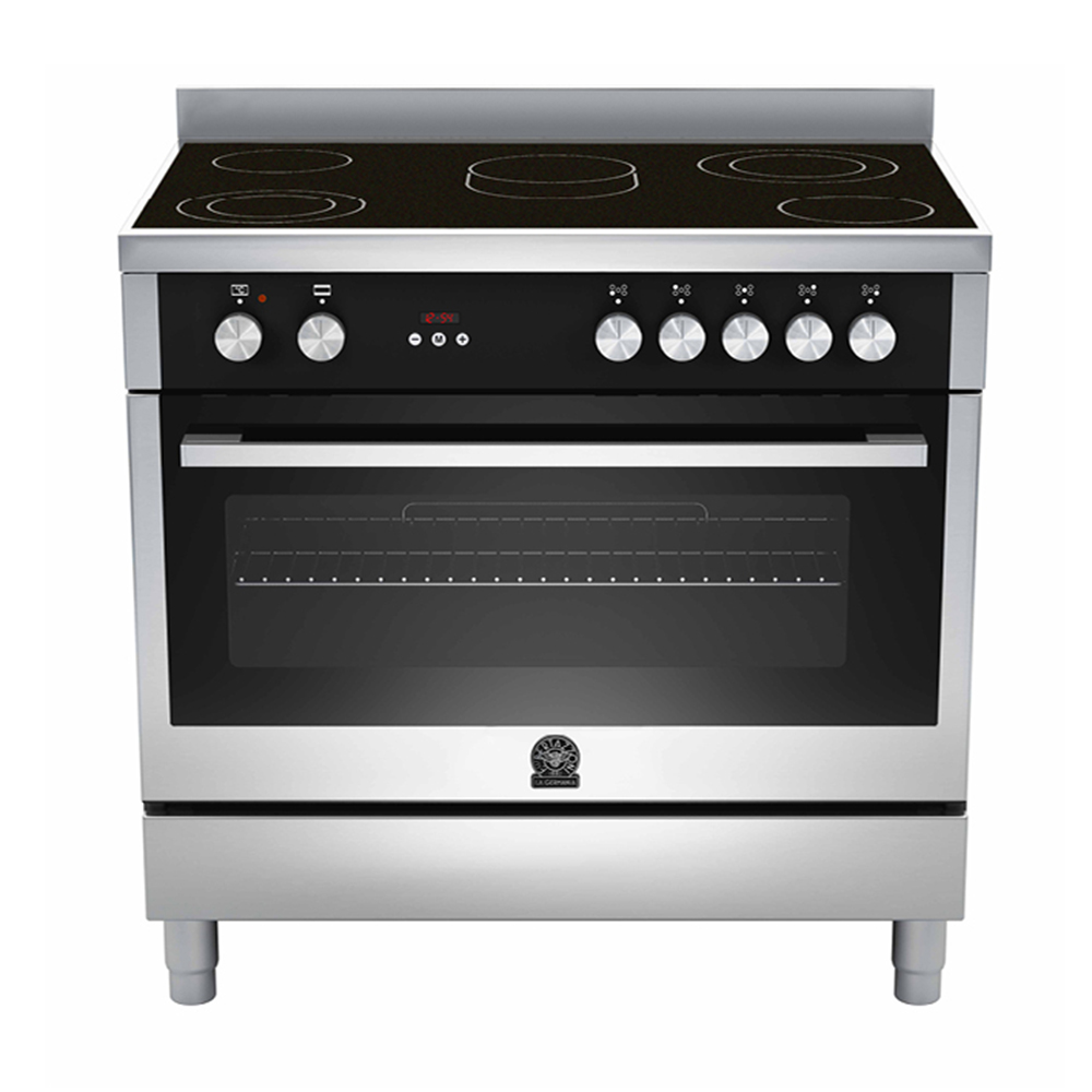 La Germania 5 Ceramic Hobs Cooker