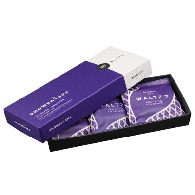 Waltz 11 Box of 3 Lavender