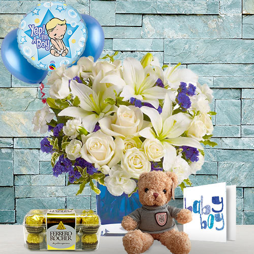 Newborn Baby Boy Package