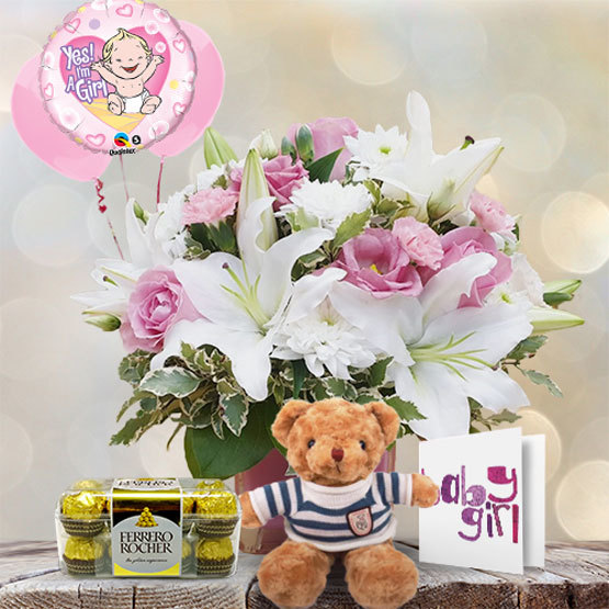 Newborn Baby Girl Package