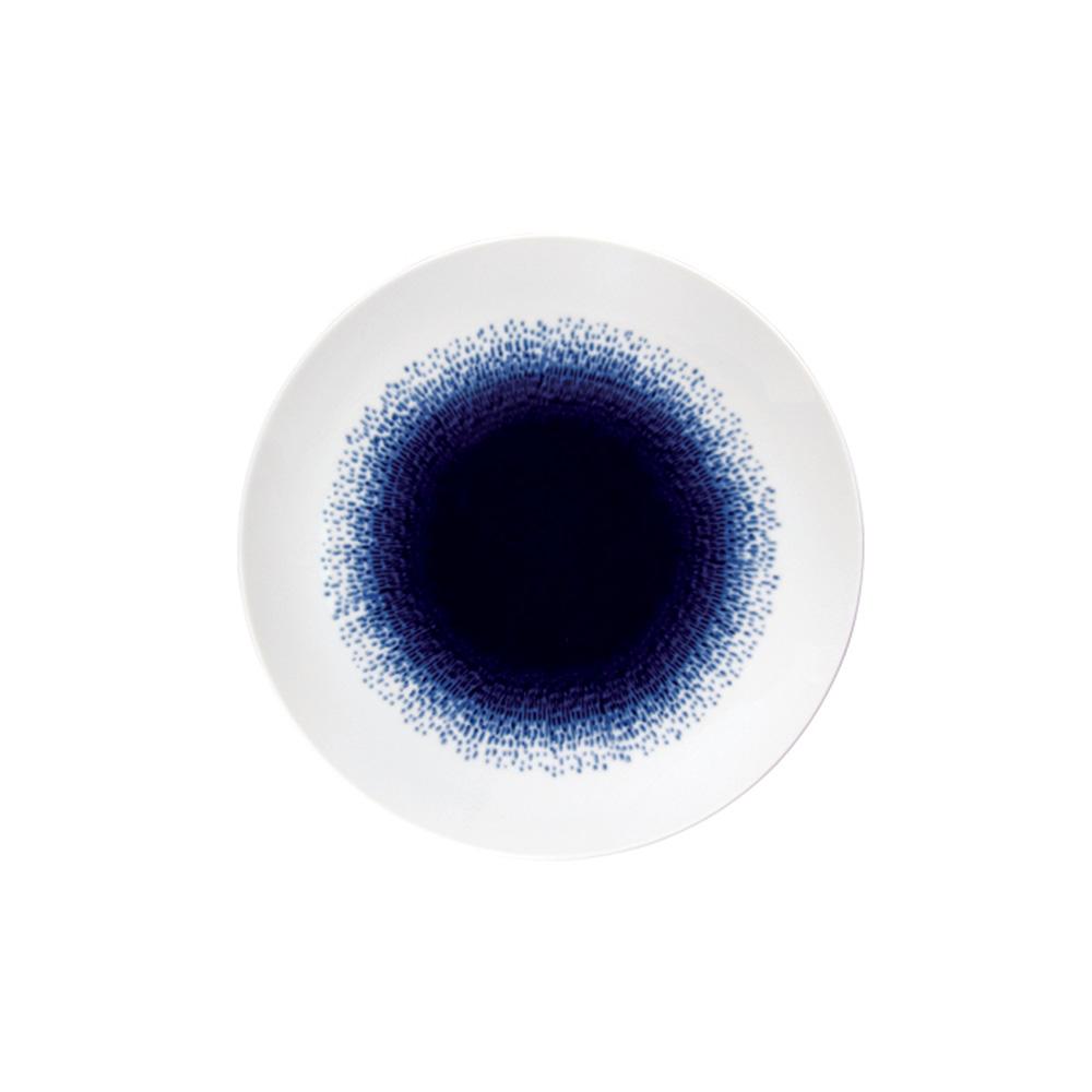 Bread Plate 16cm Blue Rain