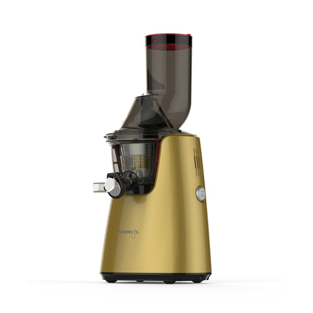 C7000 Whole Slow Juicer, Gold