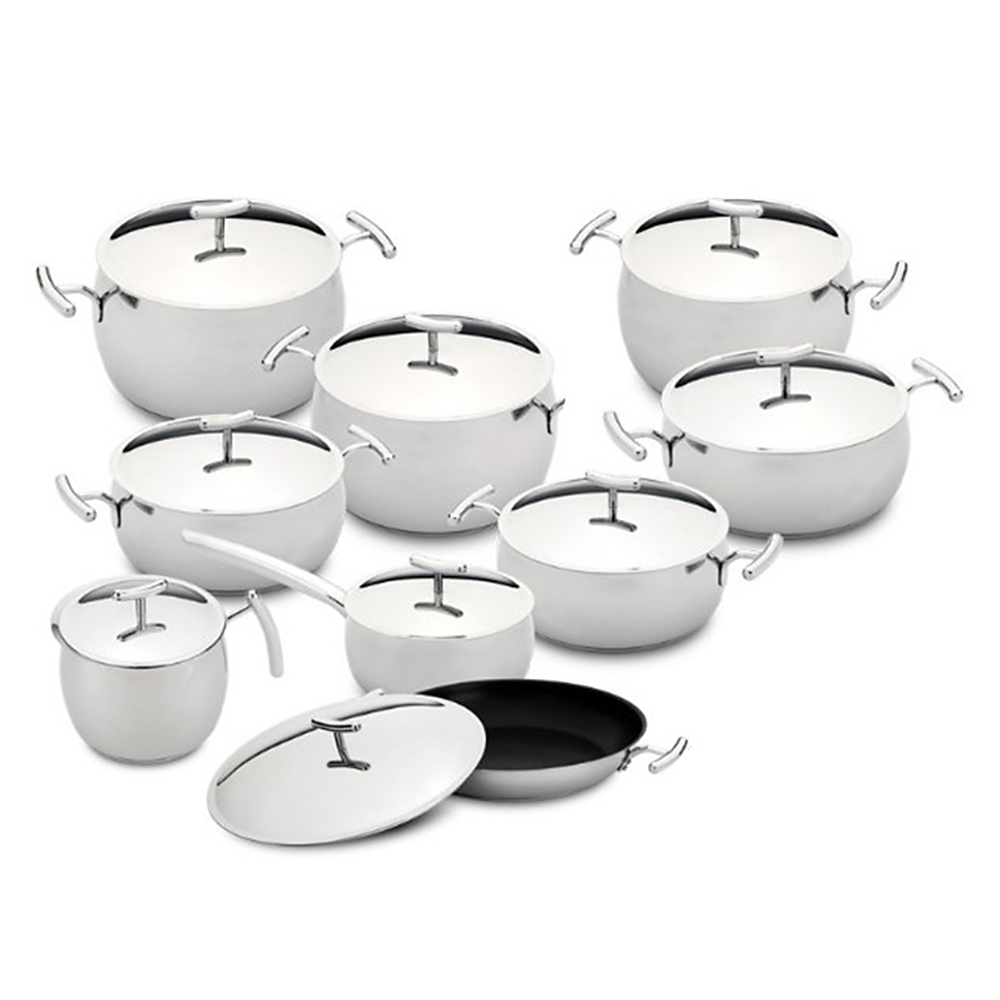 Yumi Cookware Set 9pcs