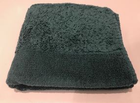Abyss Habidecor Hand Towel Dark Green I