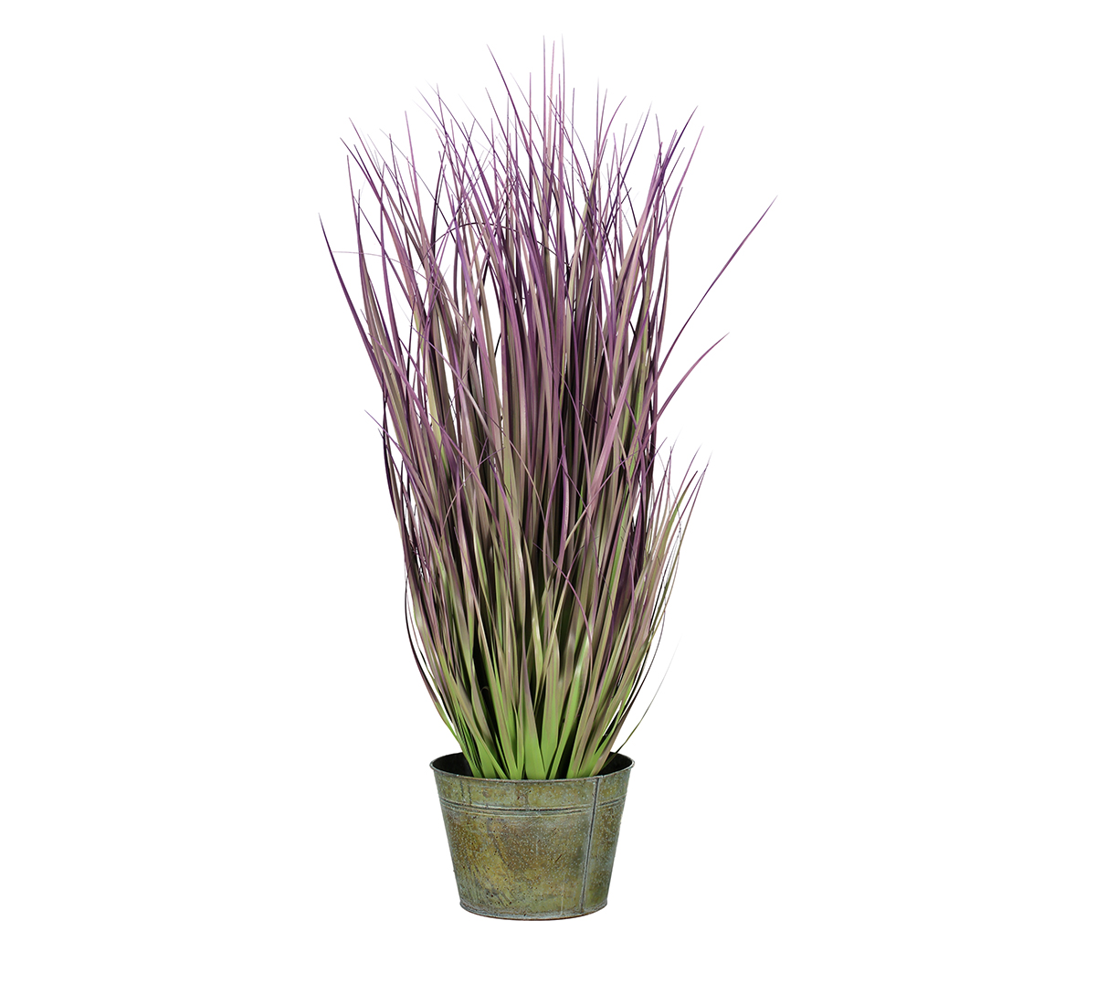 LS Artificial Grass With Metal Pot 42in