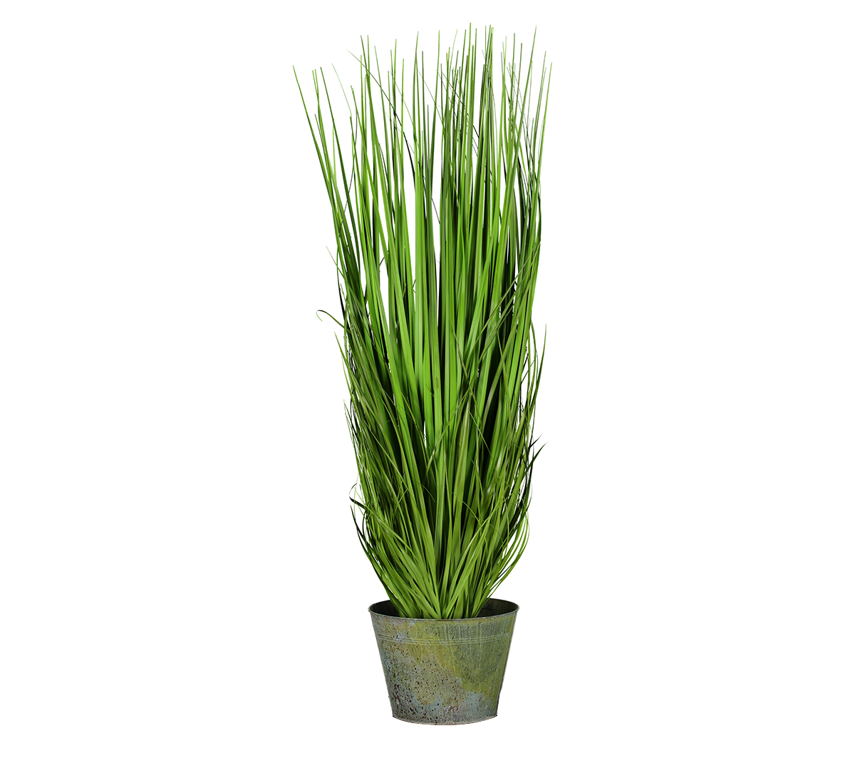 LS Artificial Grass With Metal Pot 54in