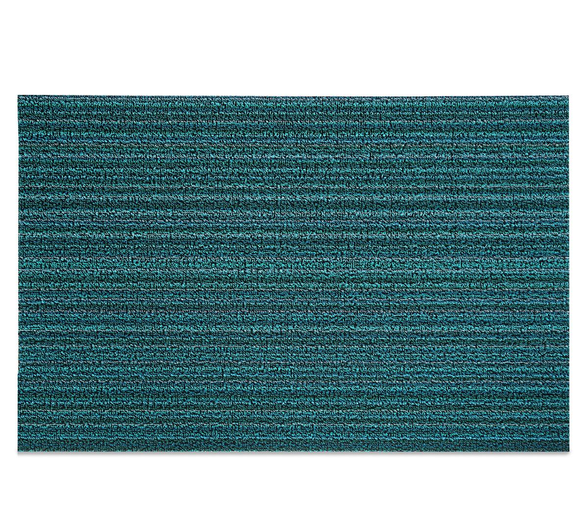 Chil ShagSkinnyDoormat Turquoise46x71cm