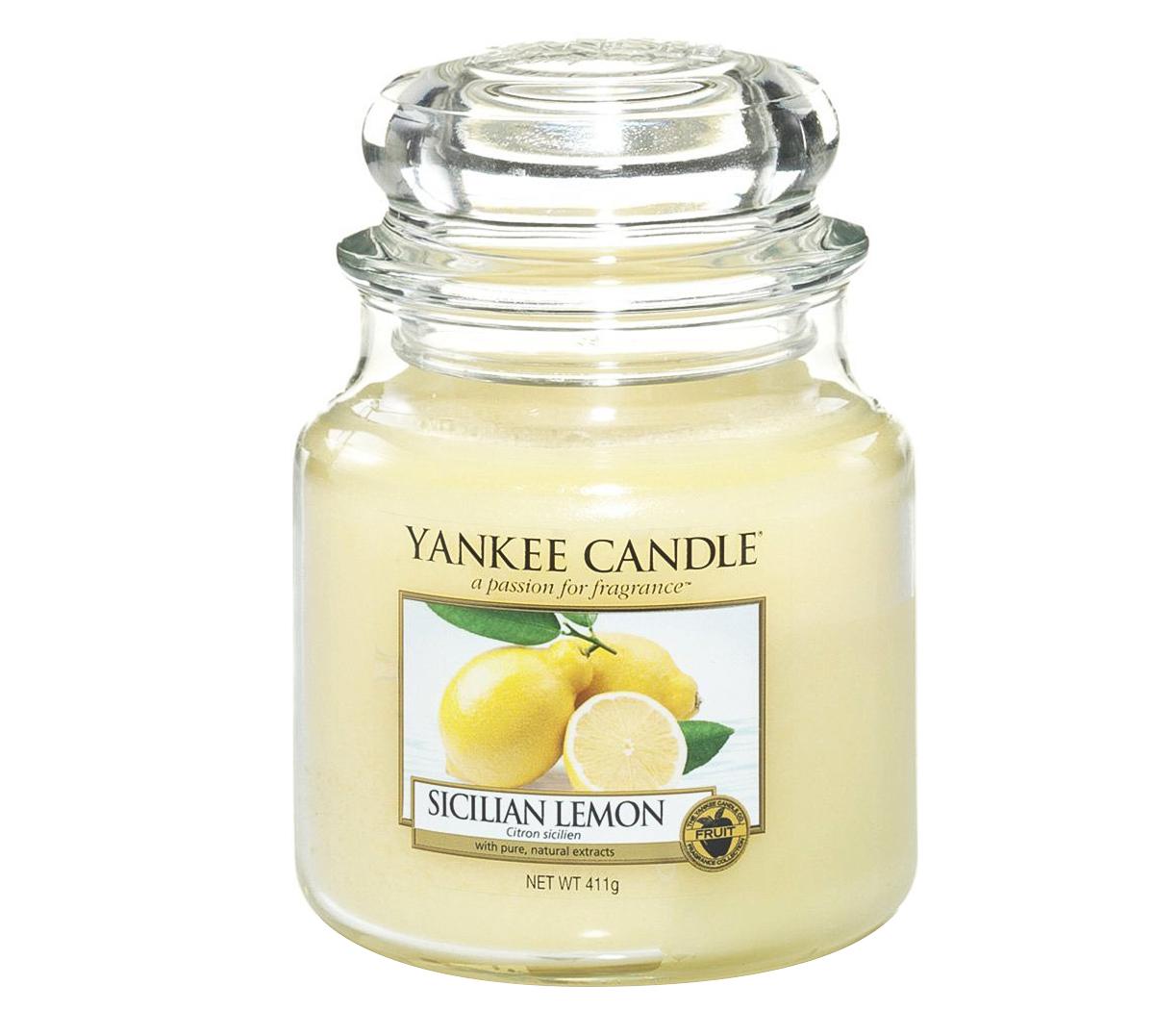 YC Classic Jar Medium Sicilian Lemon12cm