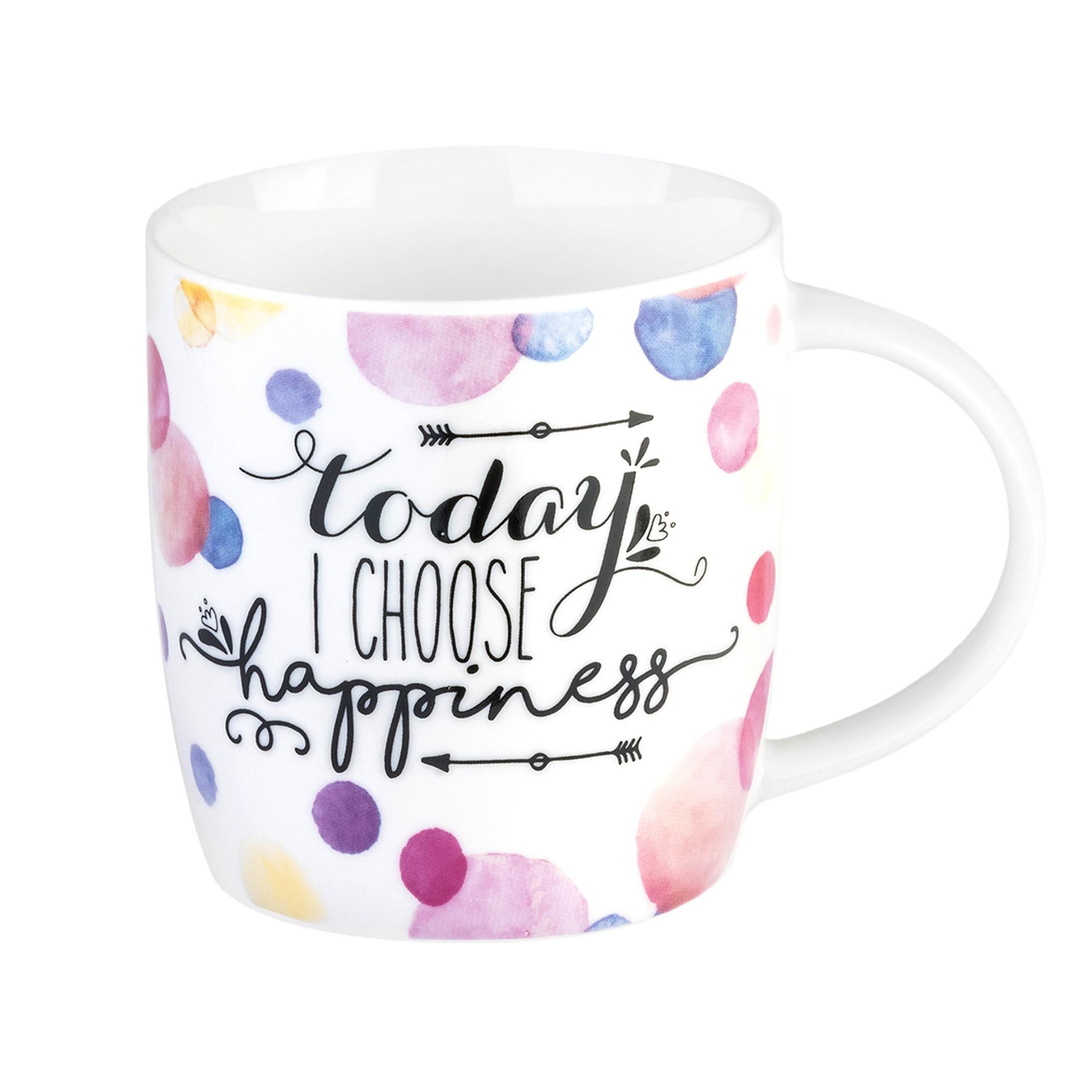 Legami Aphorism Mug Happiness 350ml