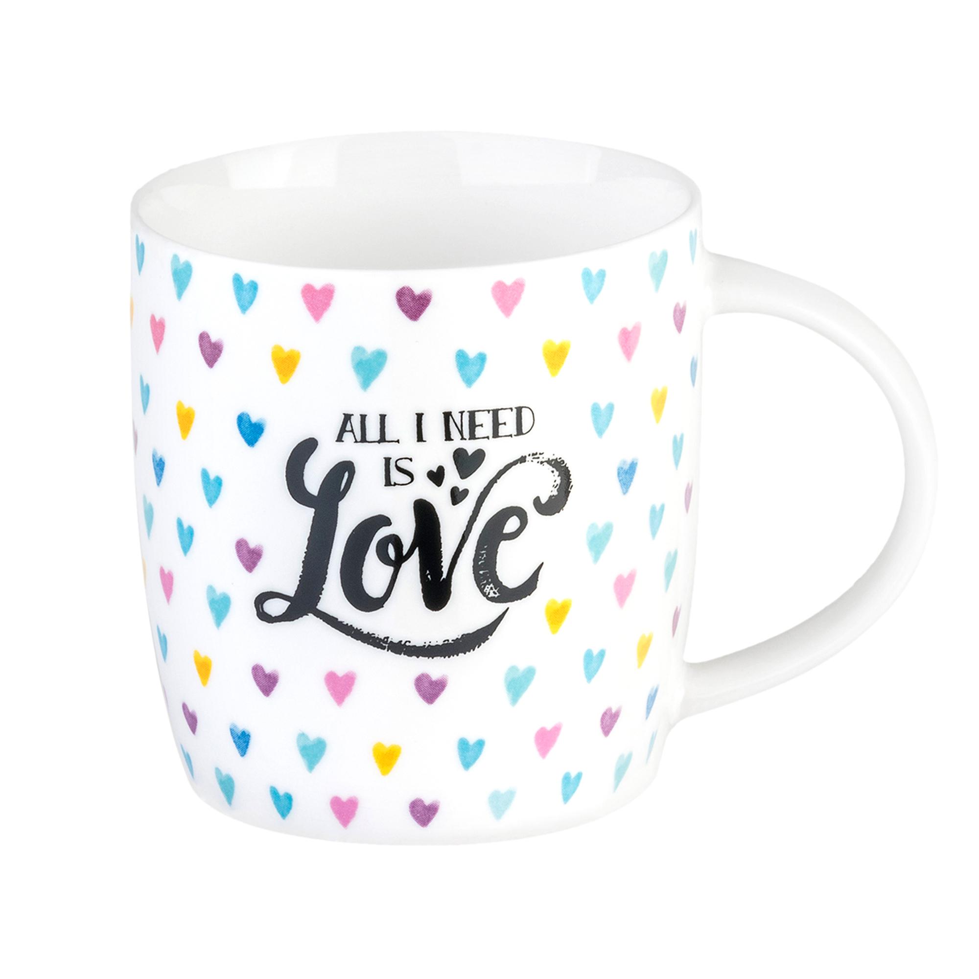 Legami Aphorism Mug All I Need 350ml