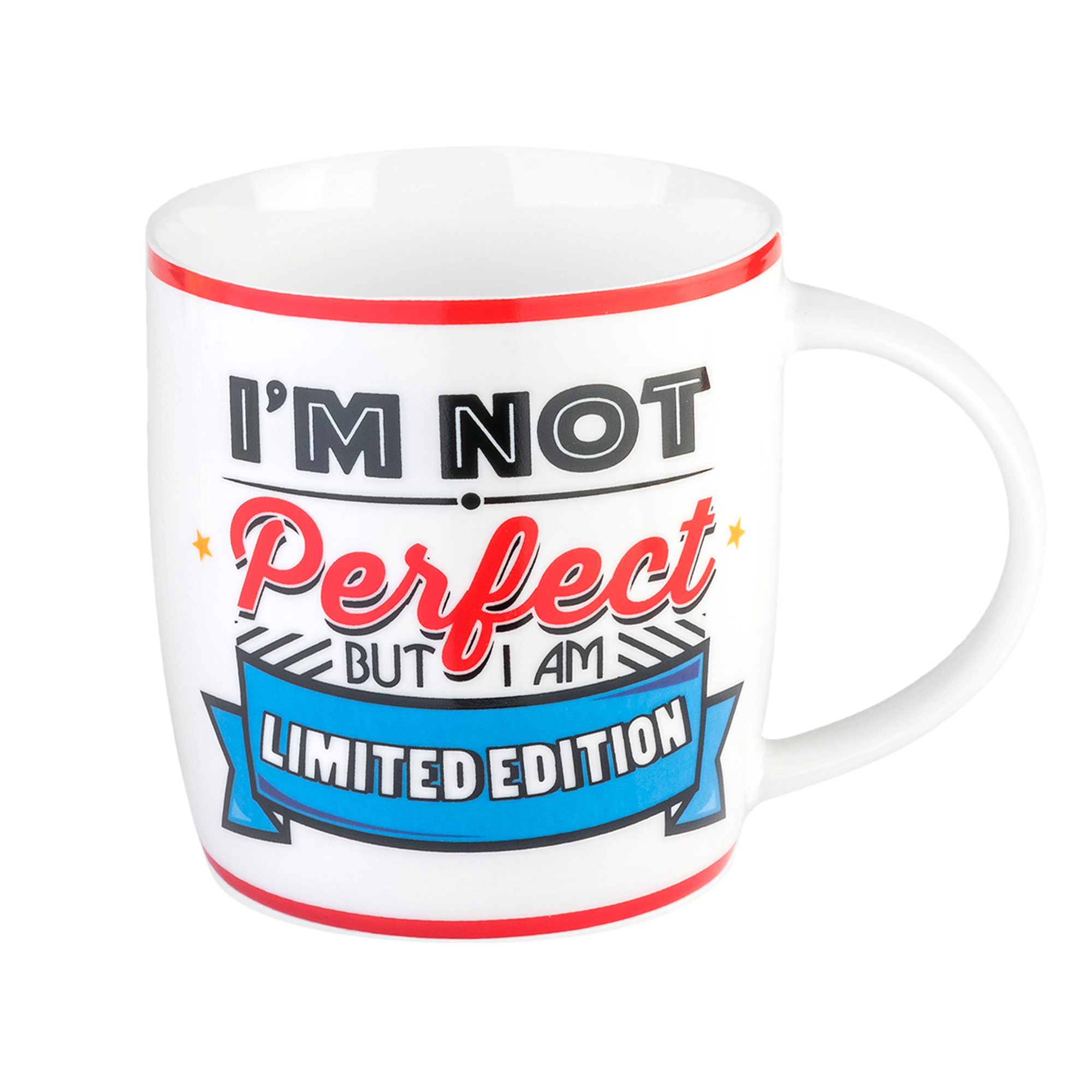 Legami BuongiornoMug Not Perfect 350ml