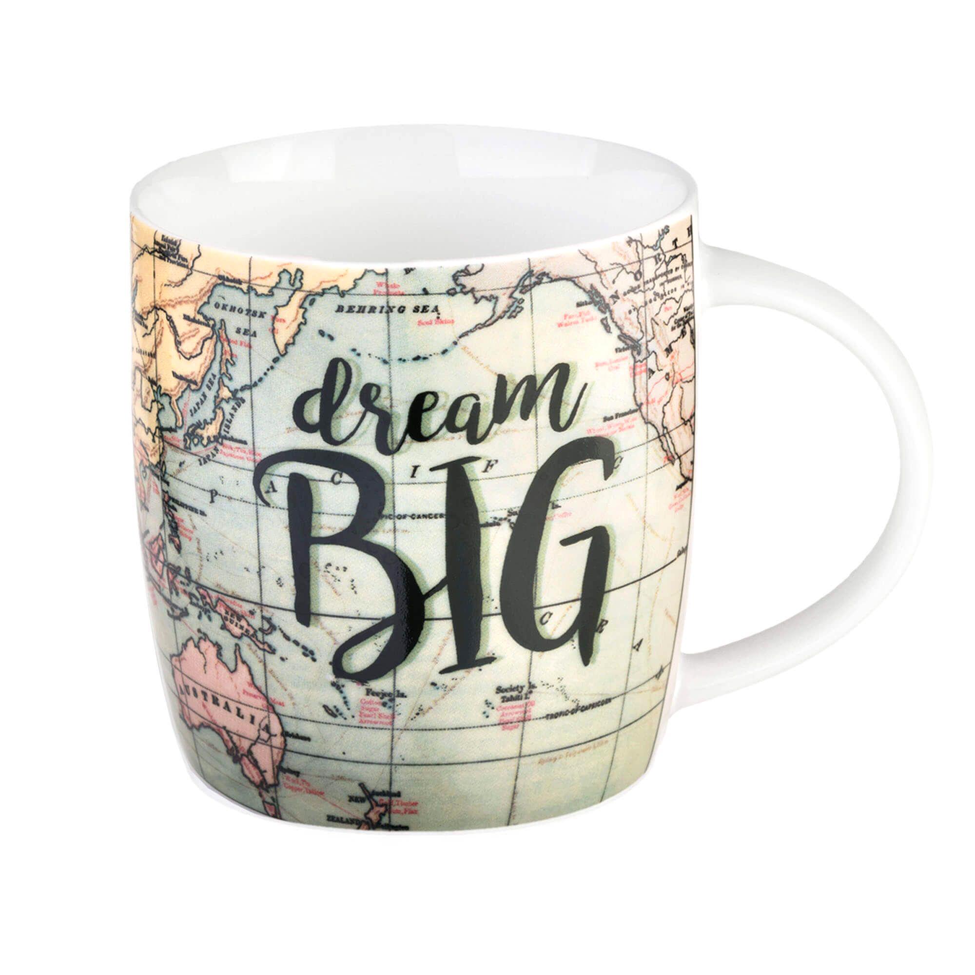 Legami Buongiorno Mug Dream Big 350ml