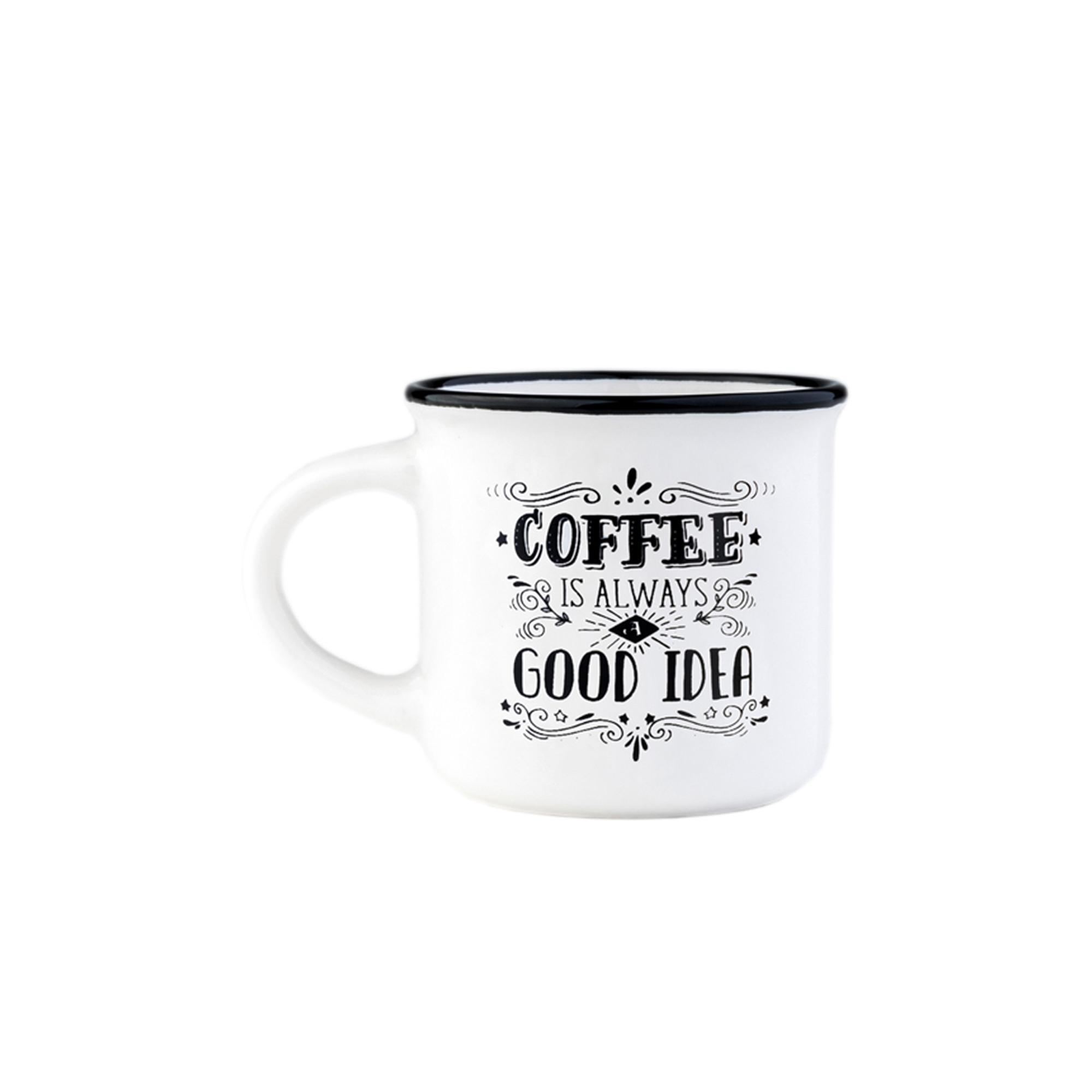 Legami EspressoMug AlwaysGoodIdeaSetOf2
