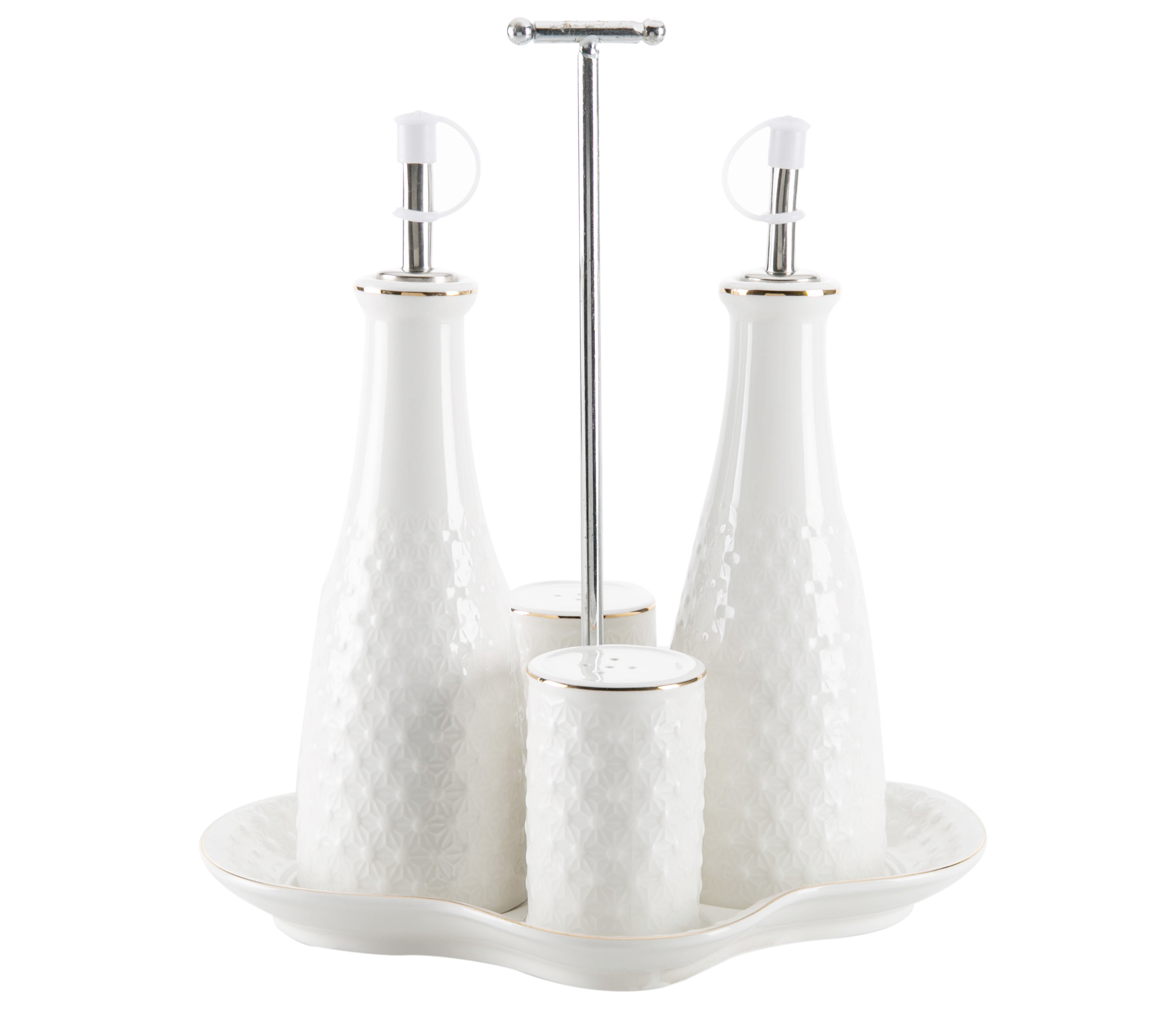 Dot Design SPICE AND OIL 5 PIECE SET