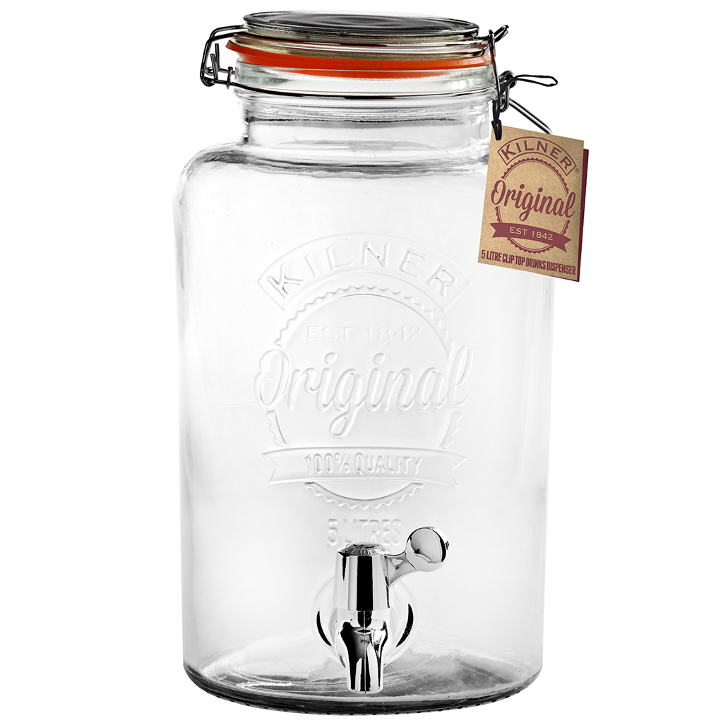 A-Kilner Drinks Dispenser 5 Litre