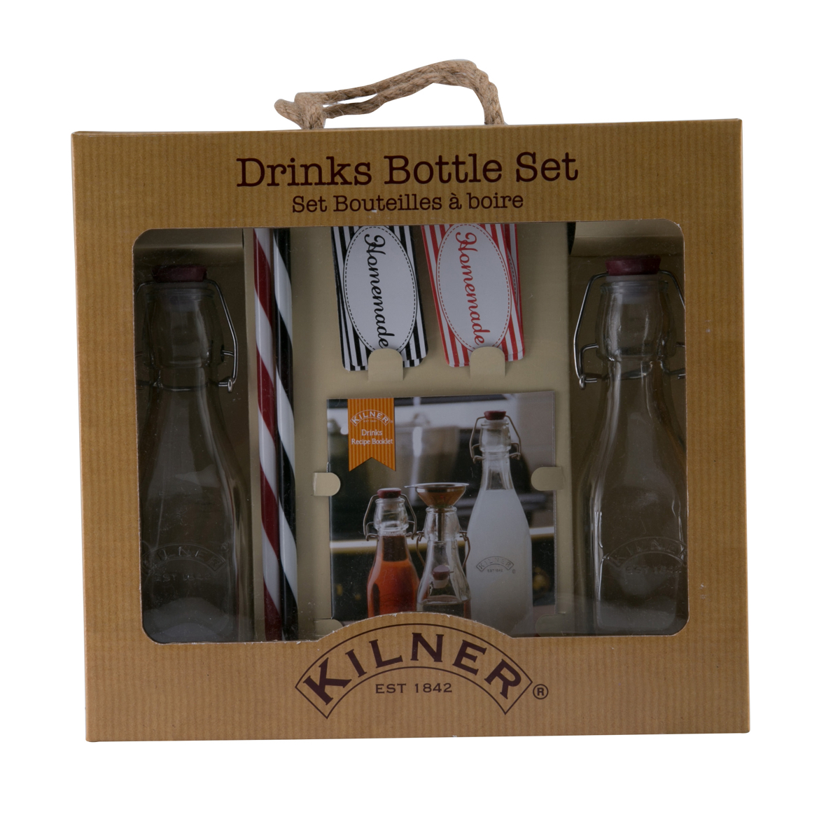 Kilner Drinks Making Set
