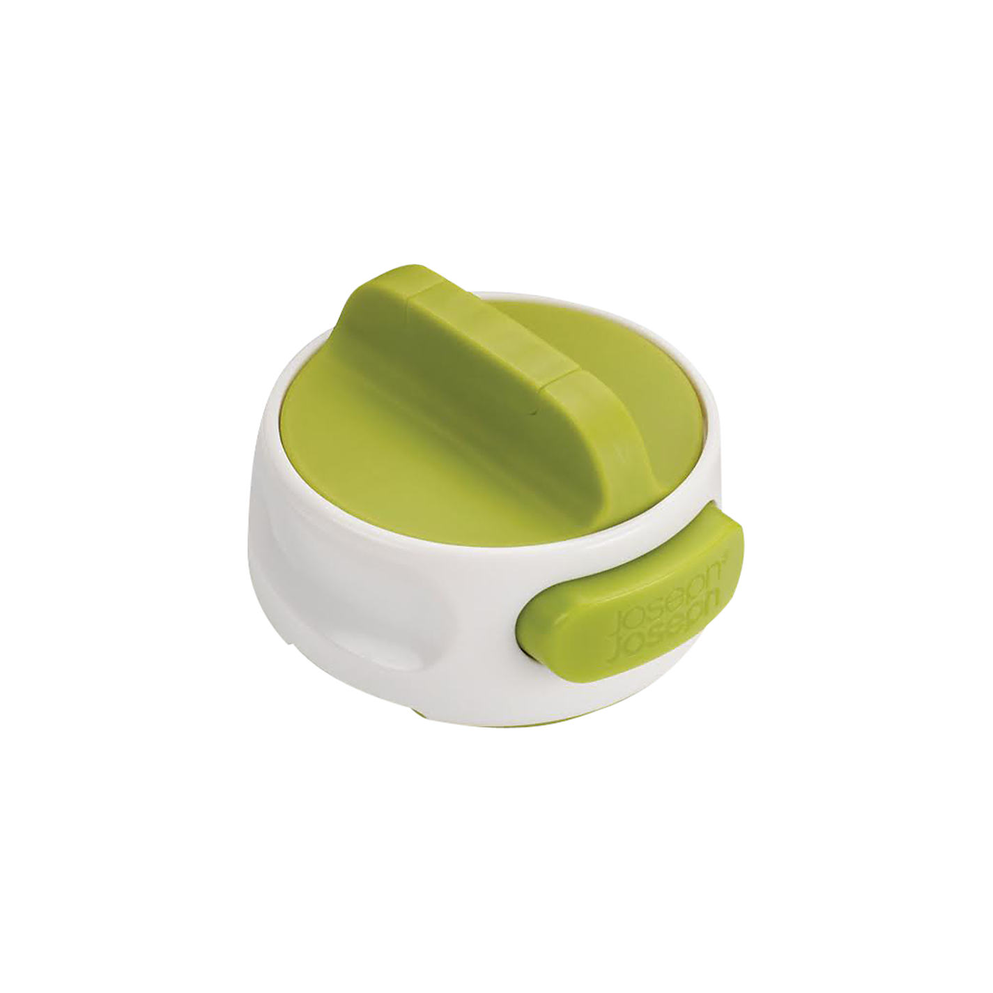 JJ CanDo Can Opener White Green