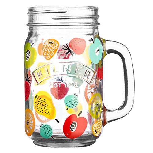 Kilner 0.4l Fruit Cocktail Handled Jar