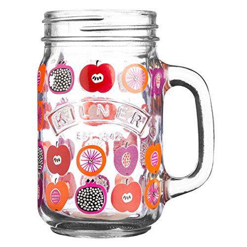 Kilner 0.4l Fruit Punch Handled Jar