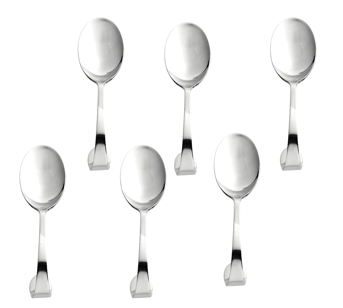 Select Buffet Spoons Giftbox 6 Pc