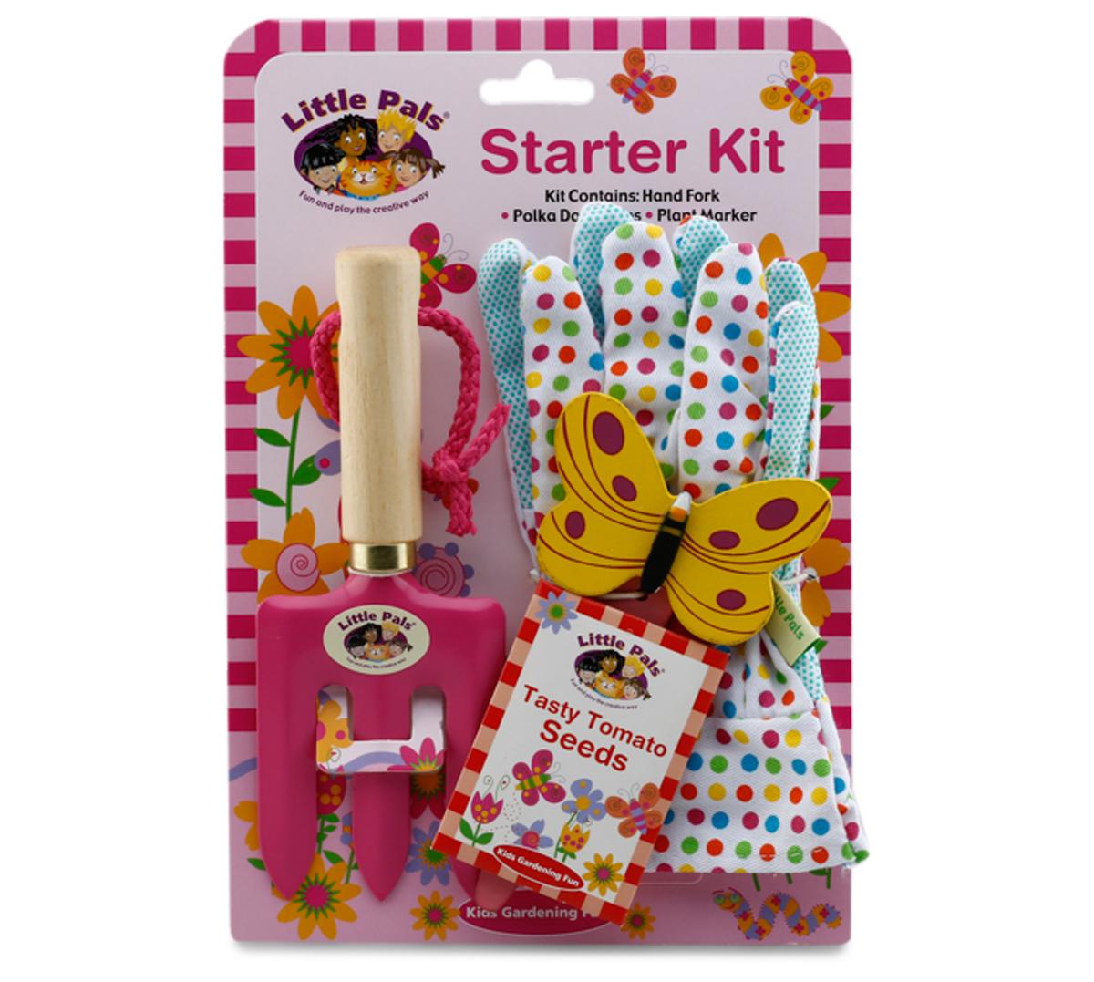 Little Pals Starter Kit Butterfly