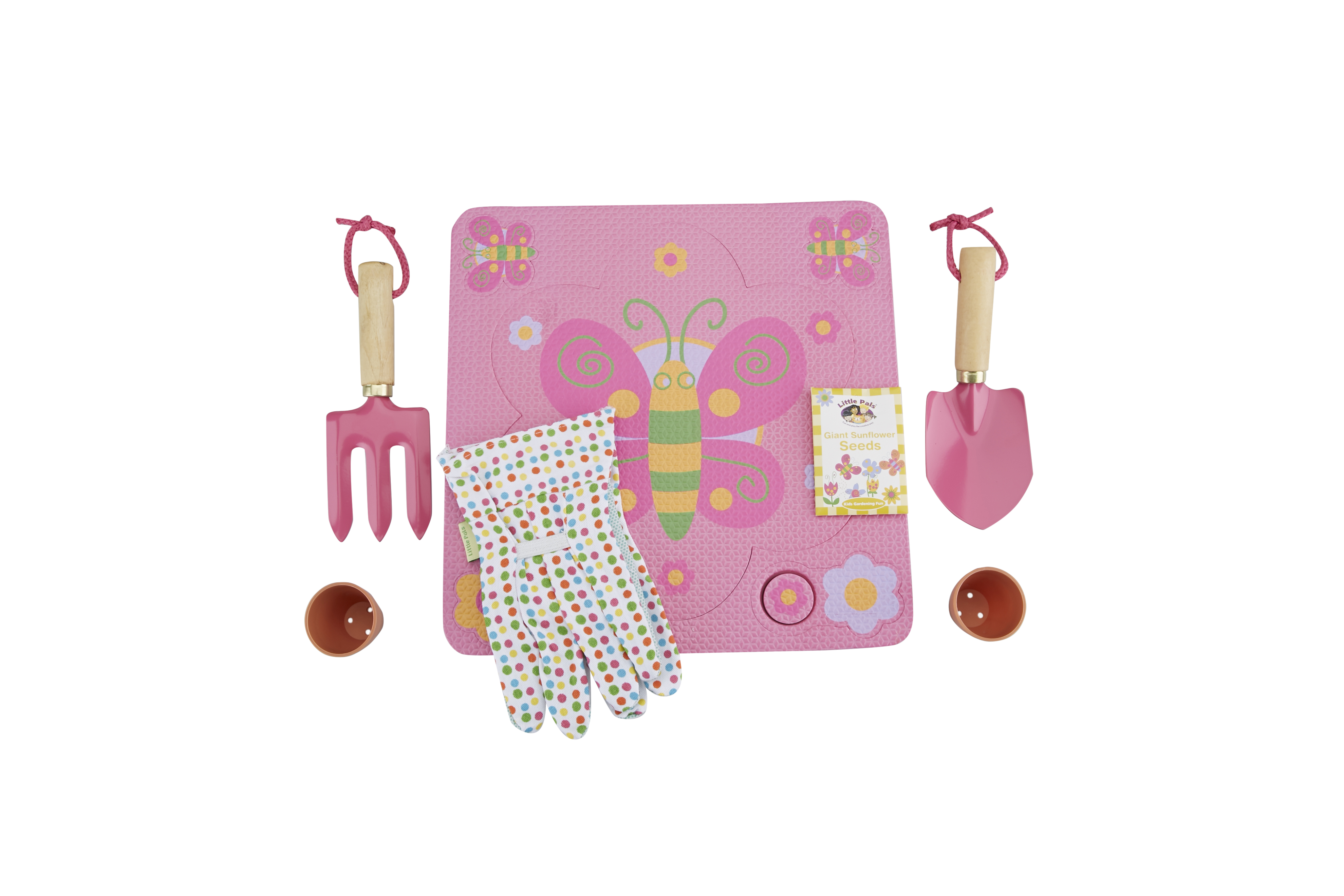 Little Pals Activity Growing Kit Bfly