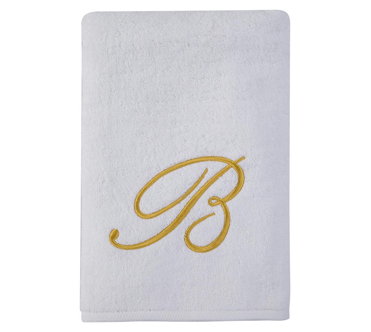 Alphabet Bath Towel 70x140cm Letter B