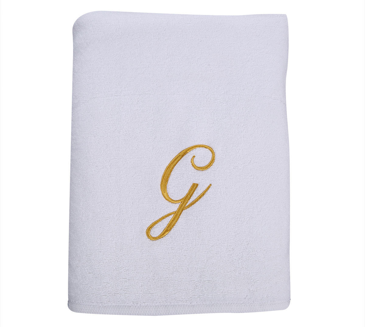 Alphabet Bath Towel 70x140cm Letter G