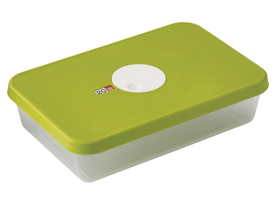 JJ Dial Storage Container 2.4L Green