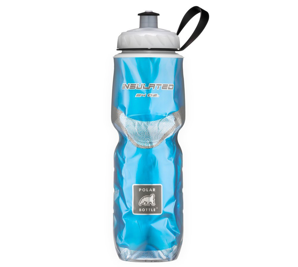 PB Insulated Bottle Color Blue 20Oz