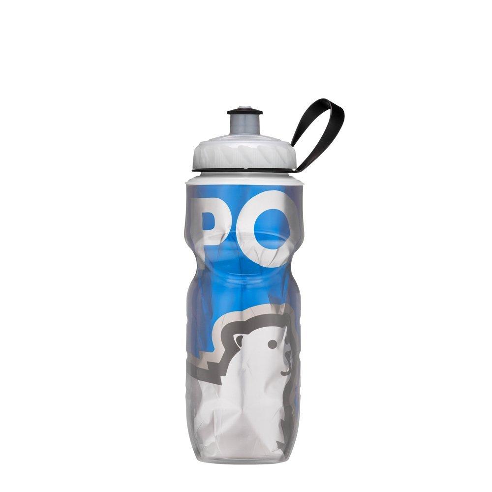 PB Insulated Bottle Big Bear Blue 20Oz